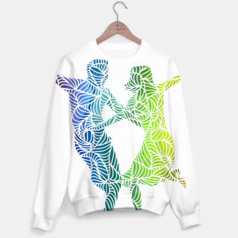 Thumbnail image of lala Sweater, Live Heroes