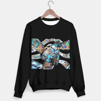 Thumbnail image of Be Kind Dolphin Photofilm  Sweater regular, Live Heroes