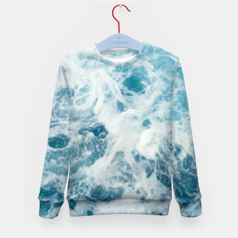 Miniatur Ocean Miracle Kid's Sweater, Live Heroes