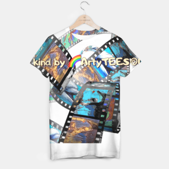 Thumbnail image of Be Kind Dolphin Photofilm  T-shirt, Live Heroes