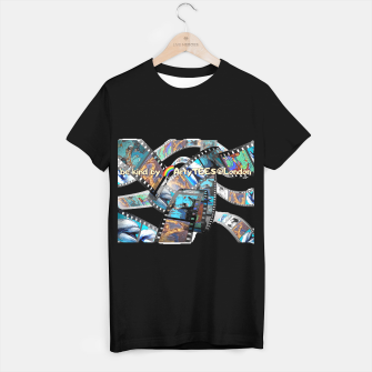 Thumbnail image of Be Kind Dolphin Photofilm  T-shirt regular, Live Heroes