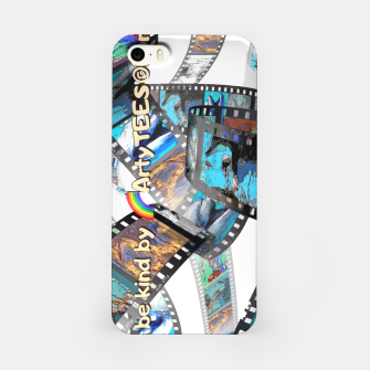Thumbnail image of Be Kind Dolphin Photofilm  iPhone Case, Live Heroes
