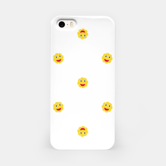 Miniature de image de Happy Sun Motif Kids Pattern iPhone Case, Live Heroes