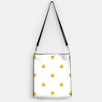 Thumbnail image of Happy Sun Motif Kids Pattern Handbag, Live Heroes