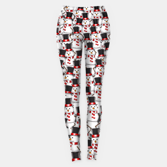 No Business Like Snow Business Leggings thumbnail image
