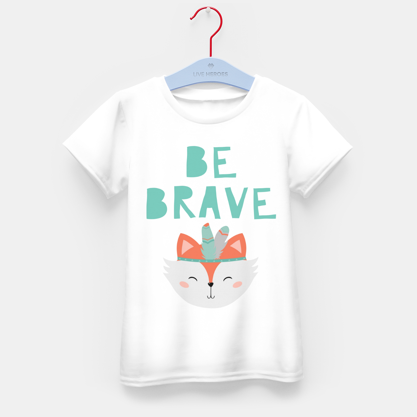 Foto Be Brave  - Live Heroes