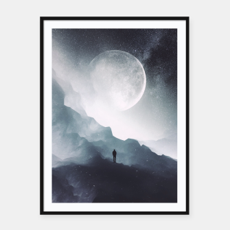 Thumbnail image of Dream Framed poster, Live Heroes