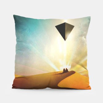 Thumbnail image of Dune Pillow, Live Heroes