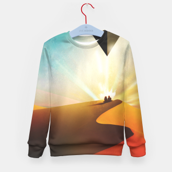 Thumbnail image of Dune Kid's Sweater, Live Heroes