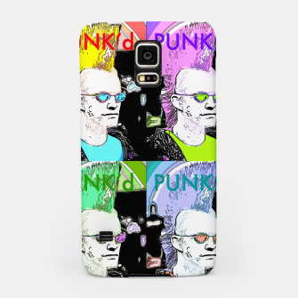 Thumbnail image of PUNK'd Popart Samsung Case, Live Heroes