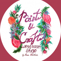 Paint&Craft Workroom~Novikova logo
