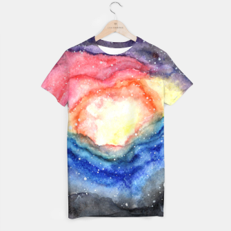 Thumbnail image of Cosmos_14 T-shirt, Live Heroes