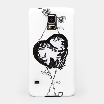Thumbnail image of Love love love calligraphy Yulia cntr Samsung Case, Live Heroes