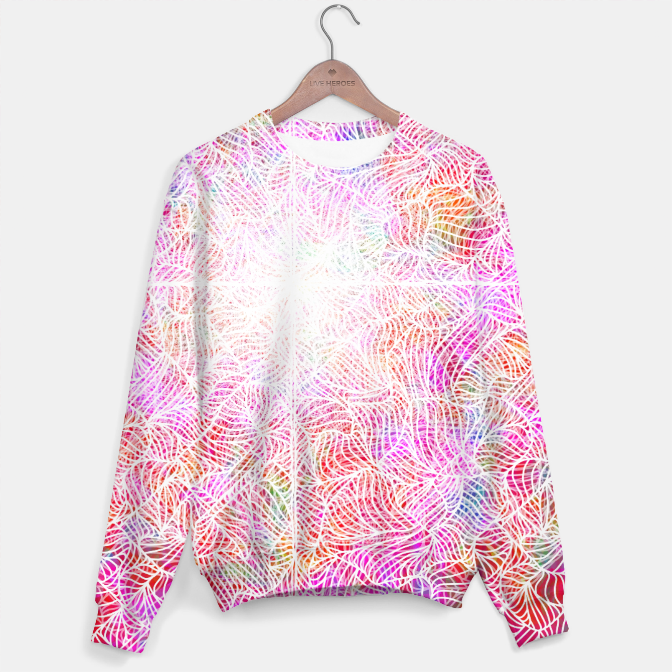 Image of exp2 Sweater - Live Heroes