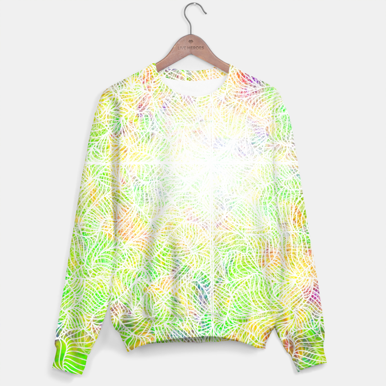 Image of exp3 Sweater - Live Heroes
