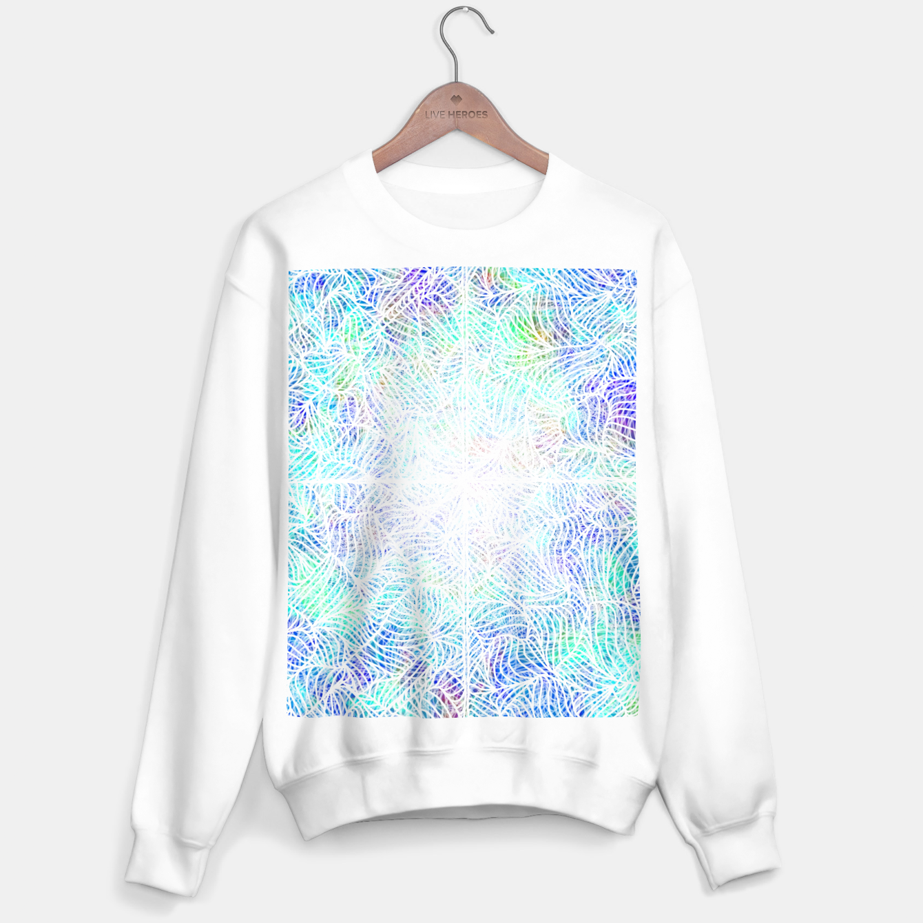 Image of exp1 Sweater regular - Live Heroes