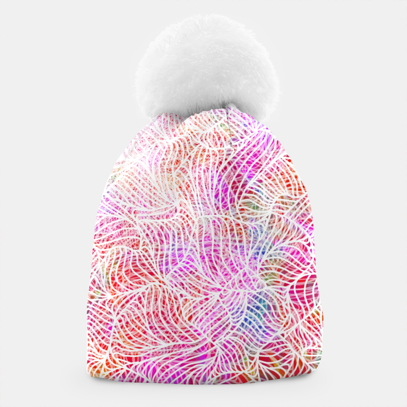 Image of exp2 Beanie - Live Heroes
