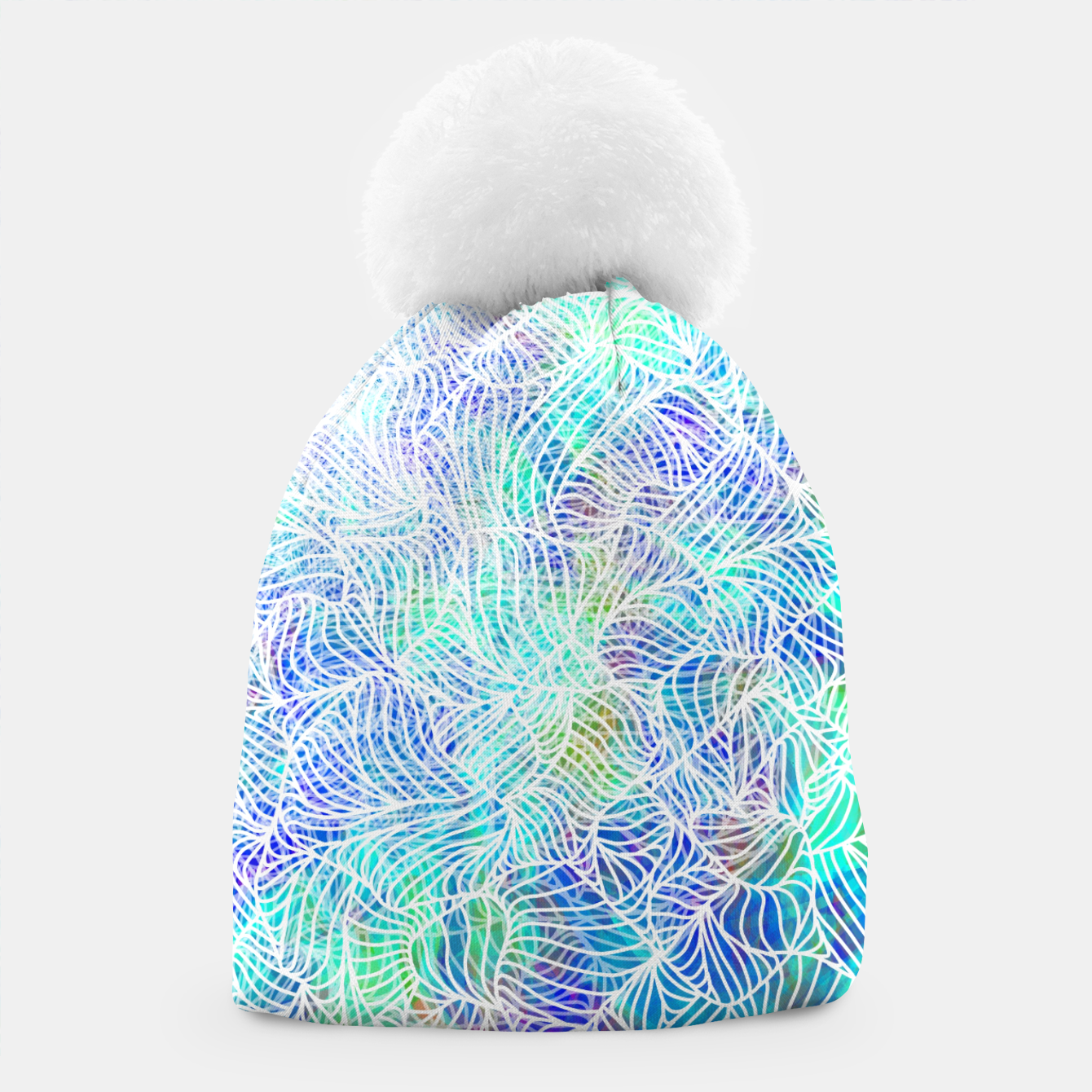 Image of exp1 Beanie - Live Heroes