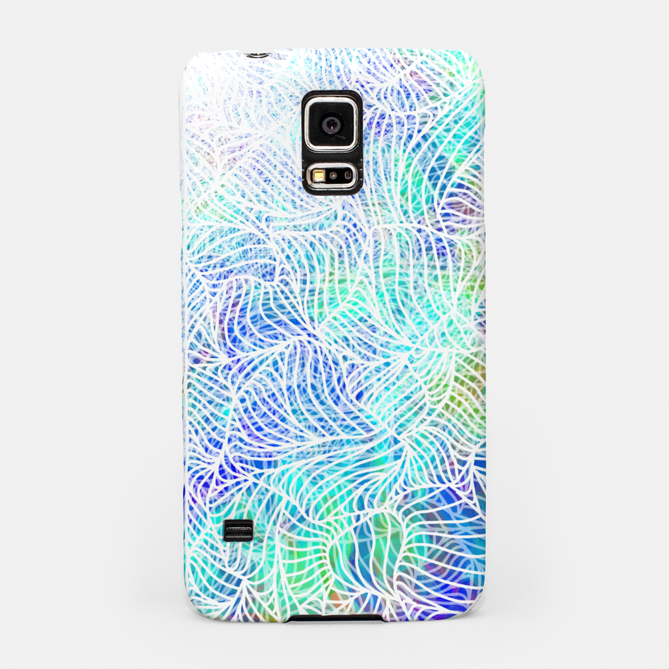 Image of exp1 Samsung Case - Live Heroes
