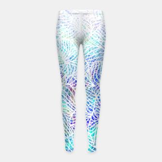 Thumbnail image of exp1 Girl's Leggings, Live Heroes