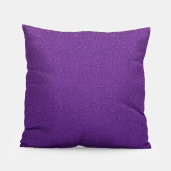 Thumbnail image of Mei Skin Heliotrope Pattern Pillow, Live Heroes