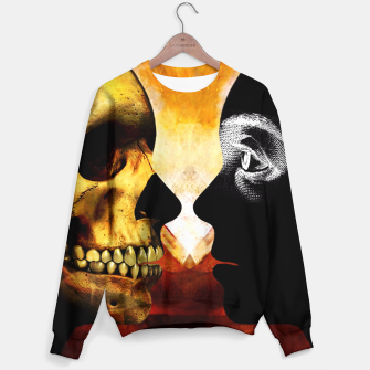 Thumbnail image of Blunt Traumas Sweater, Live Heroes