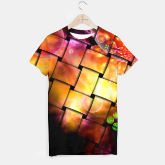 Thumbnail image of It's A Wacky Inter-Dimensional Stellar Nursery Weave T-shirt, Live Heroes