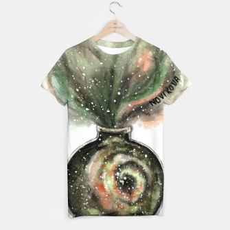 Thumbnail image of Cosmos in bottle_16 T-shirt, Live Heroes