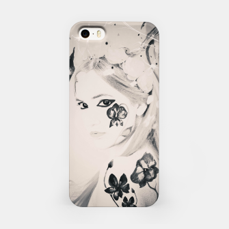 Thumbnail image of I have become darkness and darkness has become one with me iPhone Case, Live Heroes