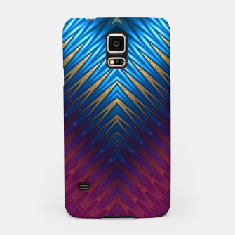 Thumbnail image of Blue Ridge Gold Samsung Case, Live Heroes