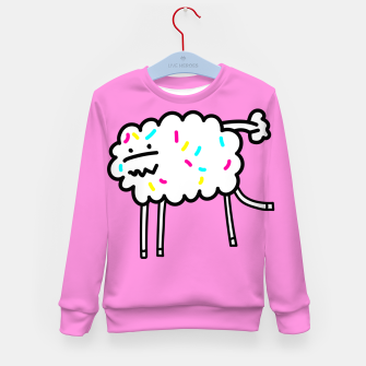 Miniaturka Moonsheep Kid's Sweater, Live Heroes