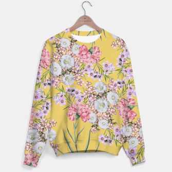 Miniatur Natural Beauty - Floral Print Sweater, Live Heroes