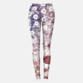 Miniatur the Stars and Stripes thank you America  Leggings, Live Heroes