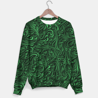 Thumbnail image of floral pattern Sweater, Live Heroes