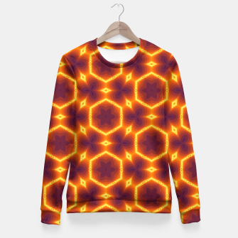 Thumbnail image of Vibrant Patterned Sweater, Live Heroes