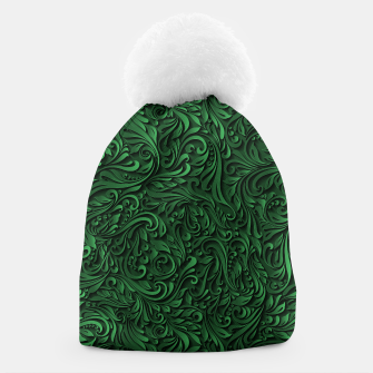 Thumbnail image of floral pattern Beanie, Live Heroes