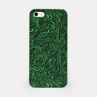 Thumbnail image of floral pattern iPhone Case, Live Heroes