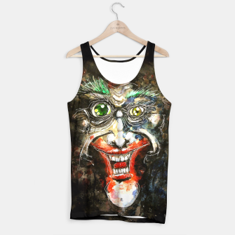 Thumbnail image of Smile  Tank Top, Live Heroes