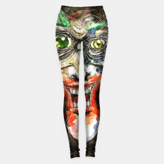 Thumbnail image of Smile  Leggings, Live Heroes