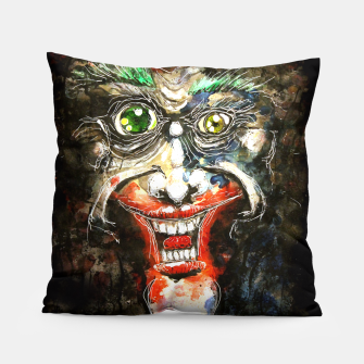 Thumbnail image of Smile  Pillow, Live Heroes