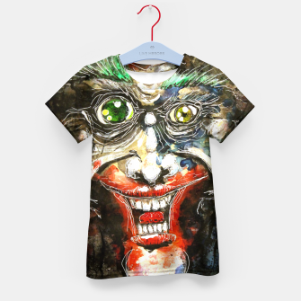 Thumbnail image of Smile  Kid's T-shirt, Live Heroes
