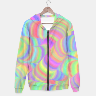 Thumbnail image of pastel worms Hoodie, Live Heroes