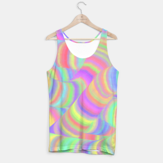 pastel worms Tank Top miniature