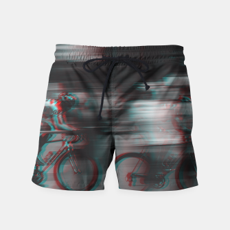 Miniaturka Cycling Race Swim Shorts, Live Heroes