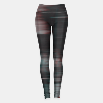 Miniaturka Cycling Race Leggings, Live Heroes