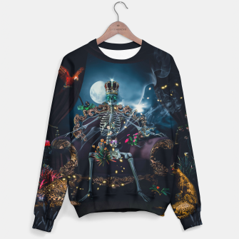 Thumbnail image of King Snakecharmer Sweater, Live Heroes