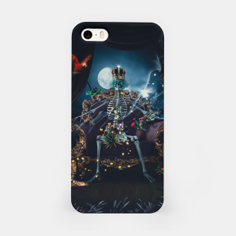 Thumbnail image of King Snakecharmer iPhone Case, Live Heroes