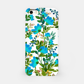 Thumbnail image of Blue iPhone Case, Live Heroes