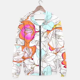 Thumbnail image of Early Bloomer Hoodie, Live Heroes