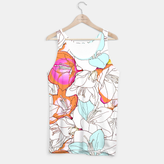 Thumbnail image of Early Bloomer Tank Top, Live Heroes